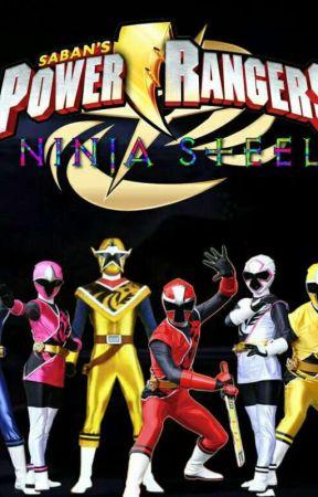Power Rangers Ninja Steel Le Prisme Wattpad