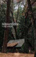 absurdités +red velvet  by seojune