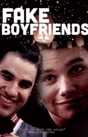 Fake boyfriends(Klaine/Glee) by MyLifeLivesHere