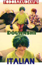 Todobakudeku's doujinshi italian by _SaitamaBitch_