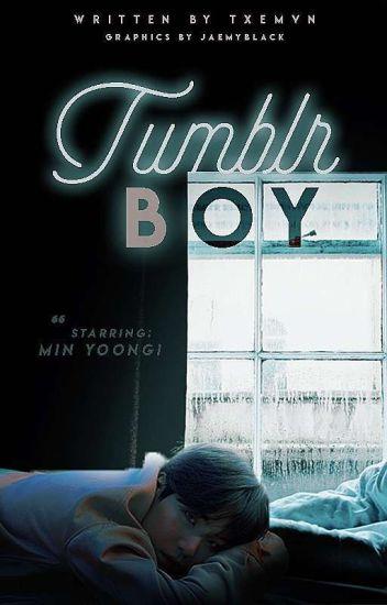 Tumblr Boy [Yoonmin]
