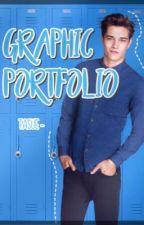 graphic portfolio; ended by tasue-