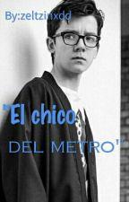 El chico del metro (Asa Butterfield y tu) by zeltzinxdd