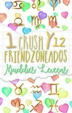 1 Crush Y 12 Friendzoneados (ZODIACO) by xxmaddiesleveensxx