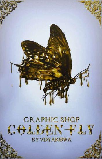 Graphic Shop 3 🔸Golden Fly 🔸[o p e n]