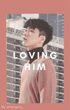 Loving him • Zhang Yixing by zlyzhang_