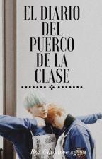 """El diario del """"puerco"""" de la clase ➛Yoonmin  by monsee_sg"""
