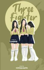 Three Fighter by Loona176