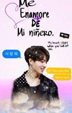 Me enamore de mi niñero - Vkook by Bt21jsjsuausss