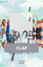 clap | k-idols by syifsiva