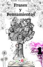 Frases y pensamientos. by its_noe