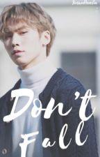 Don't Fall ↠ Park Minhyuk  by JinwooHeartu