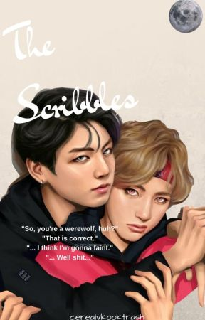 The Scribbles by cerealtaekooktrash