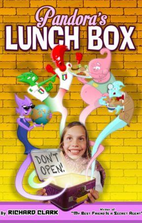 Pandora's Lunch Box: Don't Open! by rclarkbtd