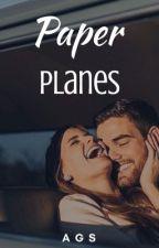 Paper Planes by aimonomia