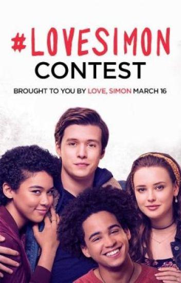 #LoveSimon Contest