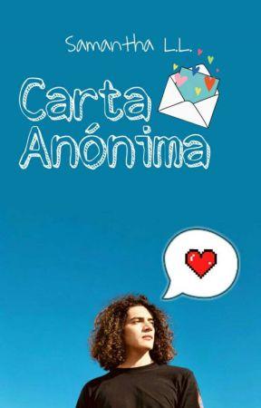 Carta Anónima (Breddy) by MouqueGirl