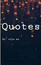 Quotes  by alyams_