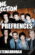 One Direction Preferences by FatemahHoran