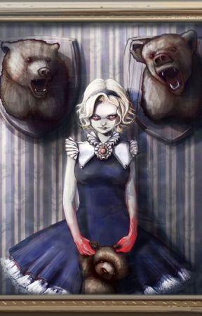Goldilocks and the three bears by ilovepeas