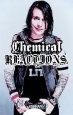 Chemical Reactions; Fun Ghoul (Frank Iero) x Reader  by geeslilslut