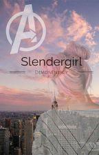 Slender Girl   Avengers by EchoChara