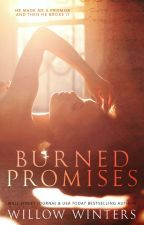 Burned Promises by willowwintersauthor