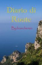 Diario di Route  by bianchenzo