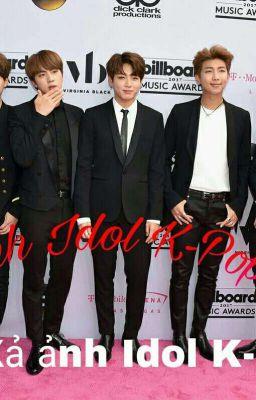 Xả ảnh nhóm nhạc K-Pop