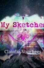 MY SKETCHES!!!! by Ja2Anjelica