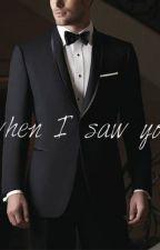 "when I saw you.... "" Cuando te vi ...."" by javii_98_fran"