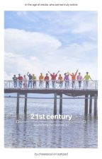 21st century; seventeen ig by boogyuwu