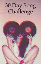 30 days song challenge  by Princess_Moonwalker