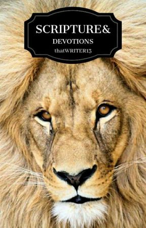 Scripture & Devotions by thatWRITER13