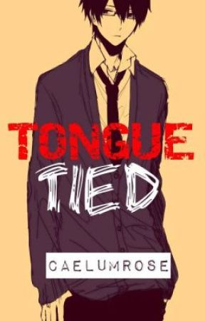 Tongue Tied by CaelumRose