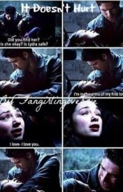 It Doesn't Hurt  ~ Alison Argent ~ by FangirlingoverPIE