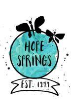 Hope Springs || Harry Styles by SofaKingHarry
