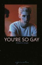 you're so gay [shawn×troye] by py-taekook