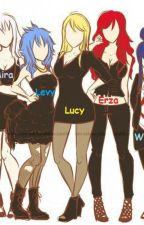 Nos bande ( Fairy tail ) by Fairygirls456