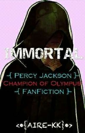 The Immortal (Percy Jackson Fanfic) - Chapter 1: Betrayed