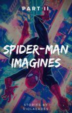 Spider-Man Imagines II by violaeades