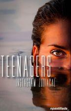 Teenager (Instagram zodiacal) by -LittleC-