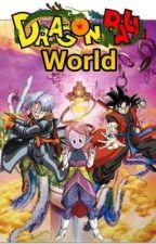 Dragon Ball World by DeeggO