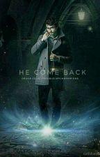He come back || HP || Harrmione by natilaskowik