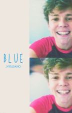 Blue // ashton i. by snowflakehemmings