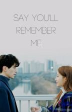Say you'll remember me by erikatagamii