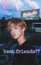 Bestfriends?? Stray kids Han Jisung ff by HeyIAmGay