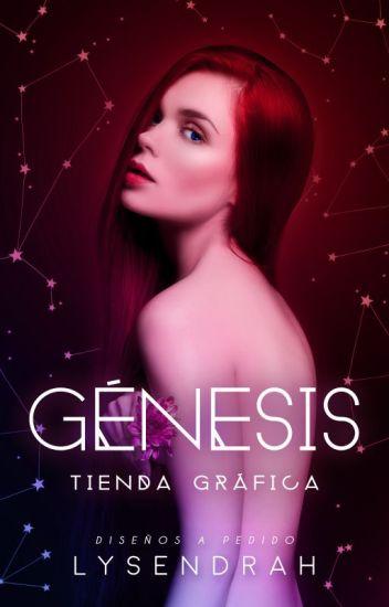 Génesis || Tienda gráfica