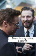 dear stony; | one shoots + social media [EDITING] by STARKSONIC