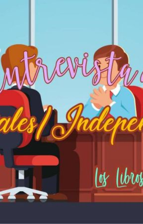 Autores independientes, reseñados en el Blog y sus entrevistas by Loslibrosdepandora